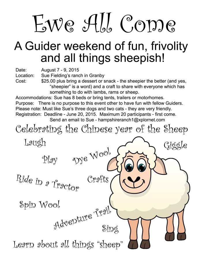 Ewe All Come